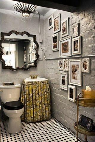 how to decorate cinder block walls tenlist. Black Bedroom Furniture Sets. Home Design Ideas