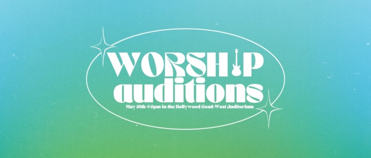 Spring 2021 Worship Auditions