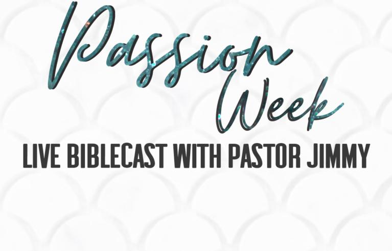 Passion Week Live Biblecast