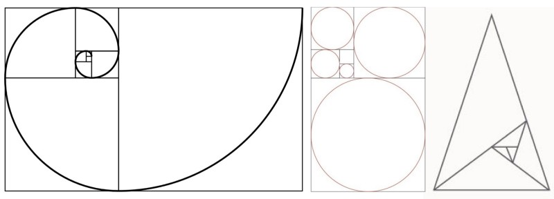 golden shapes - Golden Ratio in Web Design, Why do You need to Use It?