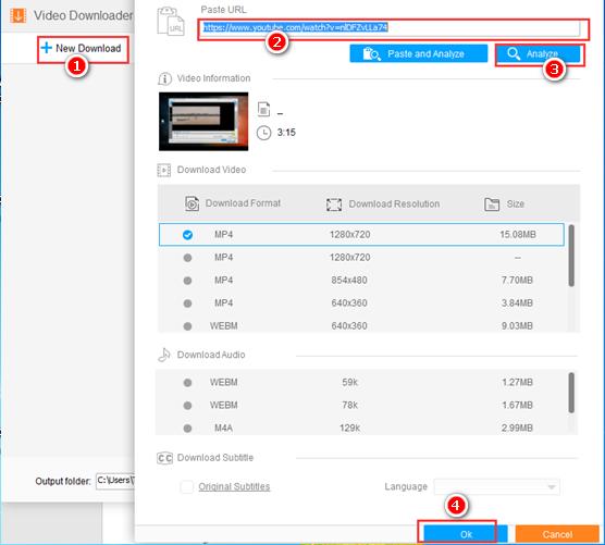 Picture 2 - WonderFox HD Video Converter Factory Pro Review &Tutorials