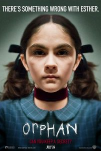 Orphan poster by IMDB 202x300 - The Illusion of CreArtificial Intelligence