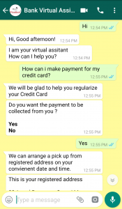 bank virtual assistant 175x300 - Chatbot Impact in BFSI for Customer Experience and Customer Support