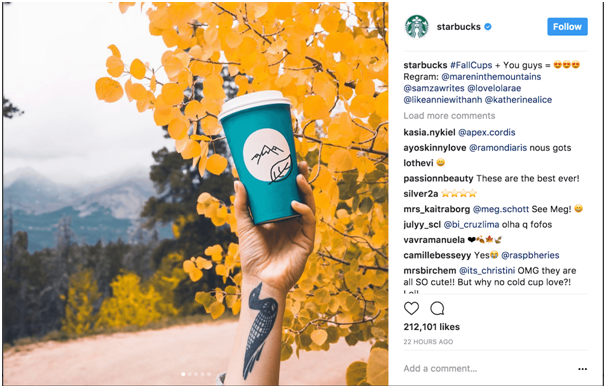 Clipboard October 22 2019 3 45 PM - How to use Instagram to build Brand and Customer Loyalty?