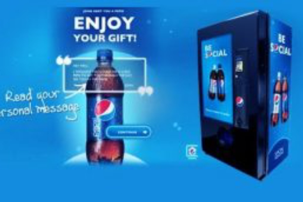 Gift - Using IoT Solutions for Effective Advertising