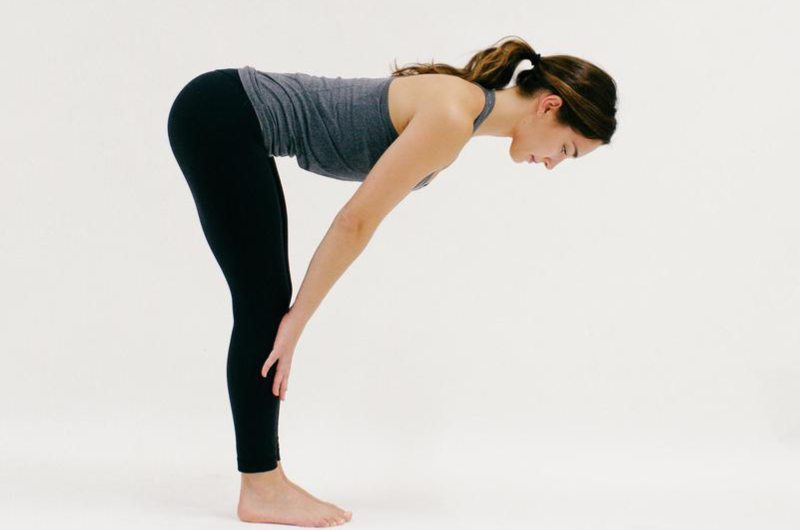 77 - 10 Yoga Poses that can Lose Your Weight