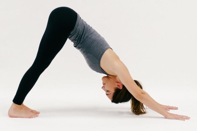55 - 10 Yoga Poses that can Lose Your Weight