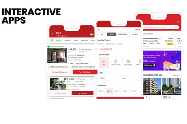 Interactive - Construction Strong Roots of Living: Reasons to Invest in Real Estate Mobile App Development