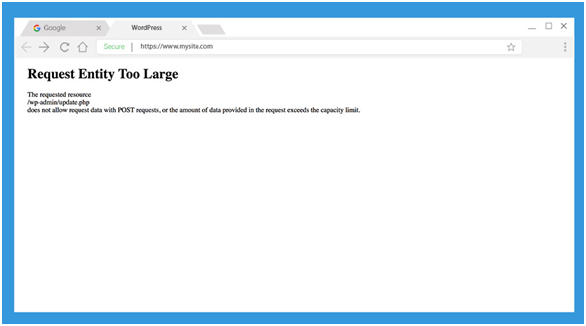 Clipboard February 6 2020 2 55 PM - How to Resolve 413 Request Entity Too Large Error in Wordpress