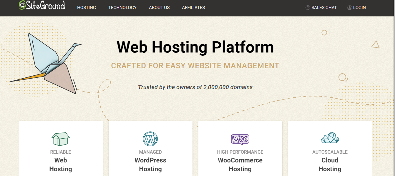 SiteGround - Top 10 Web Hosting Companies in 2021 | Detailed Review