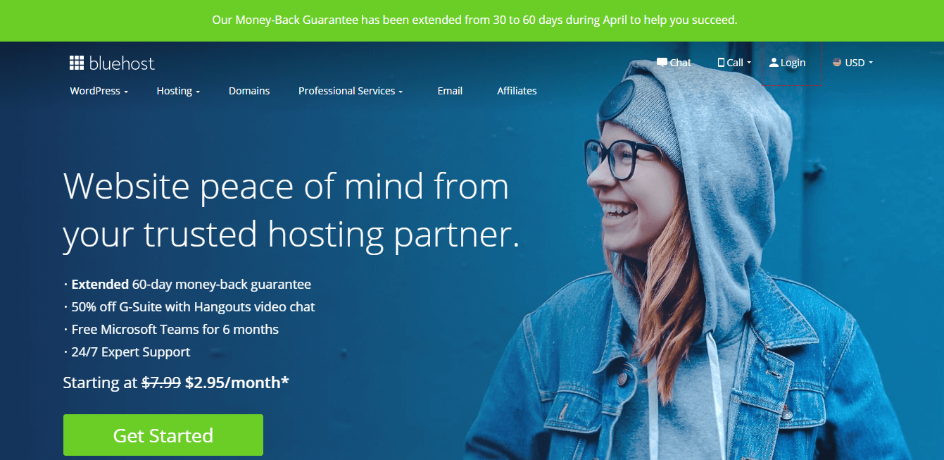 Bluehost - Top 10 Web Hosting Companies in 2021 | Detailed Review
