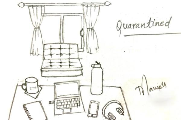 Quarantine your self 1 - How to Quarantine Yourself and Control the effect of Coronavirus