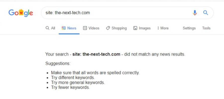 Google is not indexing - Google not Indexing new Content again