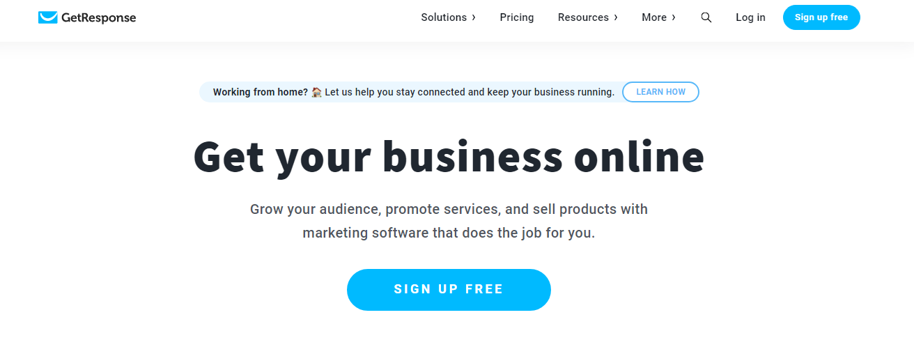 get response - 14 Best Webinar Software Tools in 2021 (Ultimate Guide for Free)