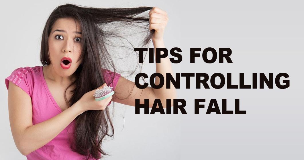 How to Reduce Hair Fall - How to Reduce Hair Fall at Home