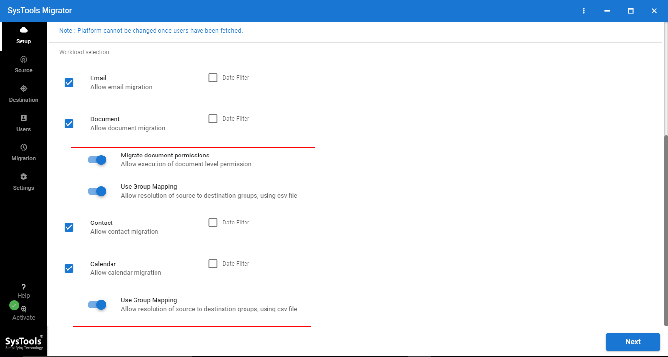 3 - Step-by-step Solution to Perform Office 365 Tenant to Office 365 Tenant Migration