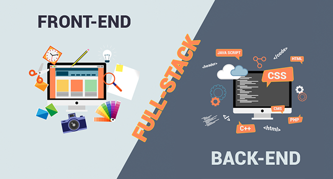 frontend vs backend technologies - How to choose the best Technology stacks for Web Application Development?