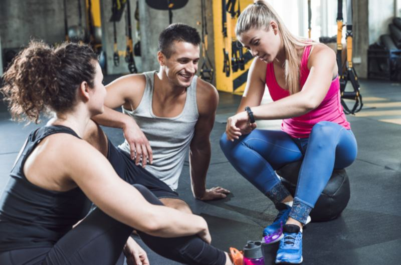 gym - 10 Reasons to Buy a Smartwatch