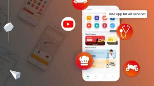 gojek 300x169 - Endless benefits of owning multi-services App like Gojek
