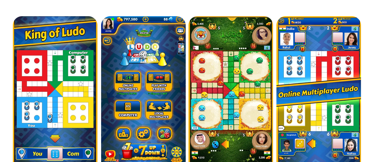 ludo king - 59 Chinese Apps Ban: Here Are 5 Indian Alternatives You must Download