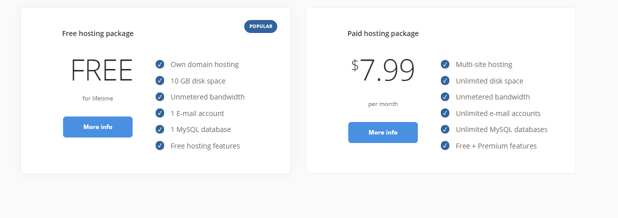 free hosting - 10 Best Pricing Strategies for Your Saas Product