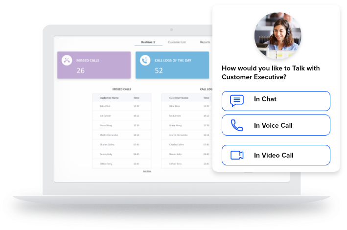customer medium - Achieve High Customer Support Levels by Integrating Messaging App