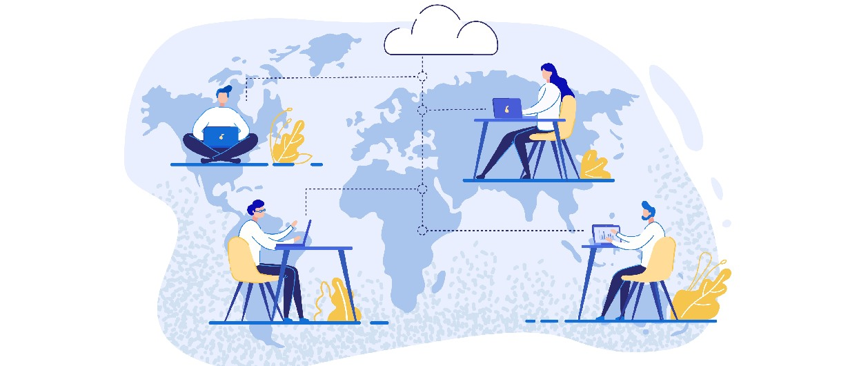 Construct a remote organization from the ground up - The Way to Boost a Startup for Remote Work