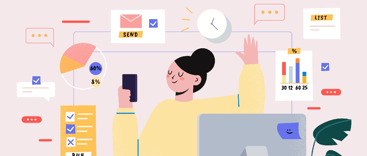 Greater productivity - The Way to Boost a Startup for Remote Work