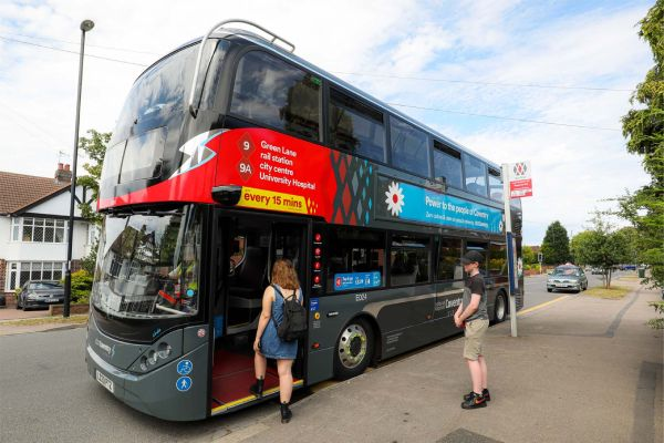 electric bus fleets - UK's first all-electric Bus cities selected: Coventry and Oxford at the forefront