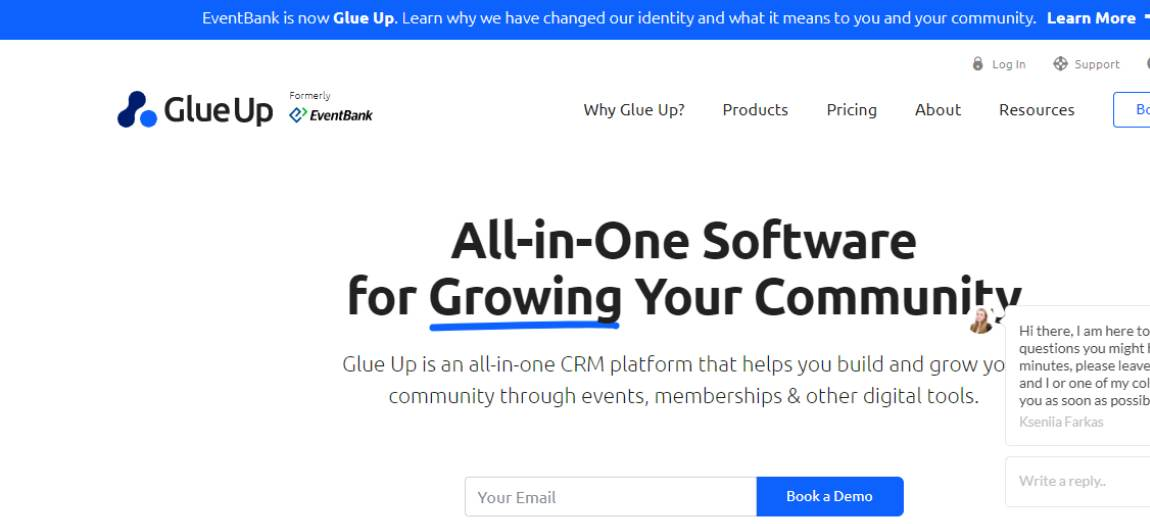 glue - Best 10 Email Marketing Tools in 2021