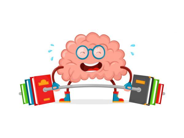 train your brain - 8 Habits of Creative, Happy and Energetic People