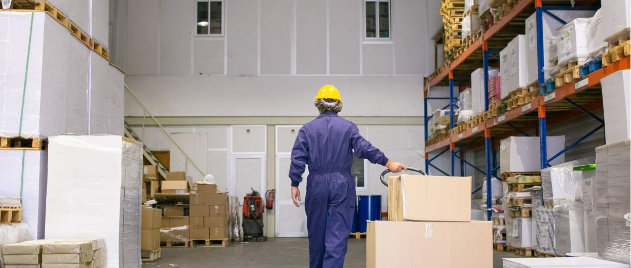 Top 8 benefits of a Warehouse Management System