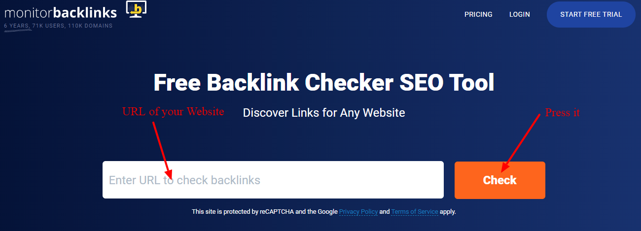 Free Backlink Checker SEO Tool Check Backlinks for Any Site - Best 10 Semrush Alternative for 2021 (Free & Paid)