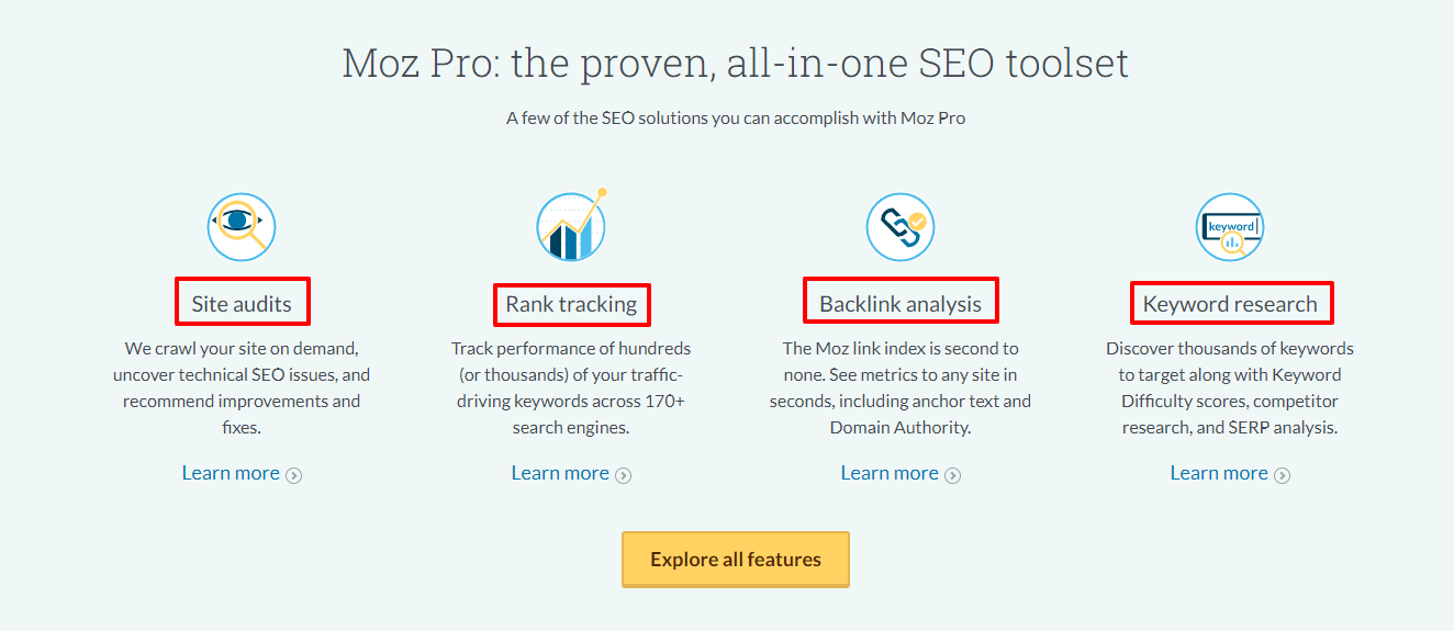 Moz SEO Software for Smarter Marketing - Best 10 Semrush Alternative for 2021 (Free & Paid)