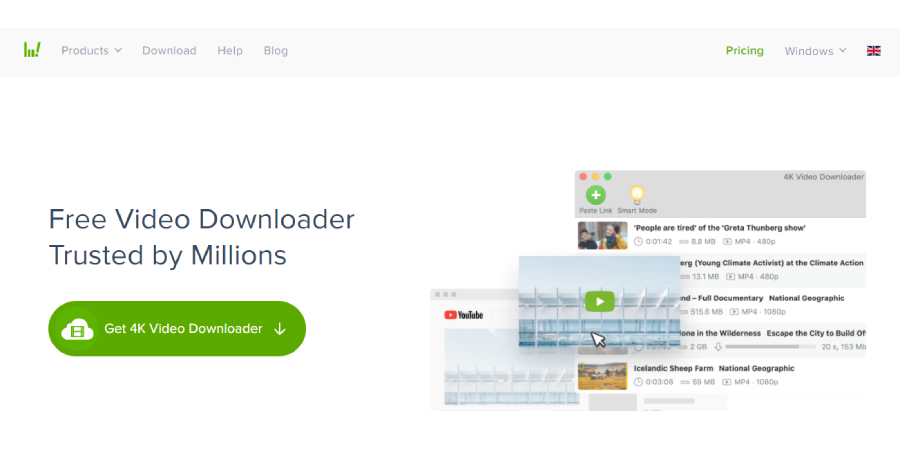 4k Downloader - Top 5 Tools for YouTube Video Download