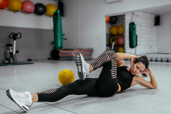 Bicycles - How to Lose Belly Fat at home with Exercise?