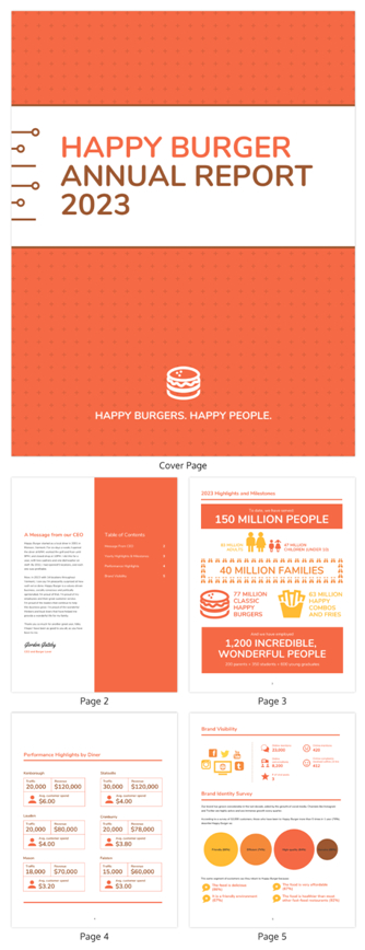 New Project 10 3 - Here are 5 Data Report design Inspirations You can Choose from