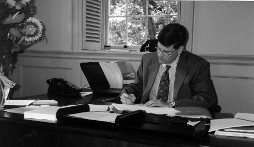 Dean of the Faculty of Arts and Sciences WILLIAM C. KIRBY  is using the summer to plan a review of the College academic curriculum. He has yet to name a new Dean of Undergraduate Education.
