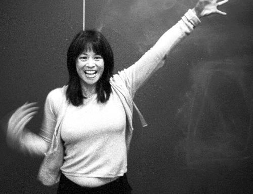 """LAUREN TOM, best known as Lena in The Joy Luck Club and Ross' girlfriend on """"Friends,""""  performs Saturday"""