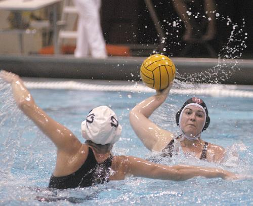 The Harvard women's water polo team forced Hartwick into overtime with strong defense and a game-tying goal from Teresa Codini, but the Crimson fell 9-5 to the Hawks in its final game of the Eastern Championships.