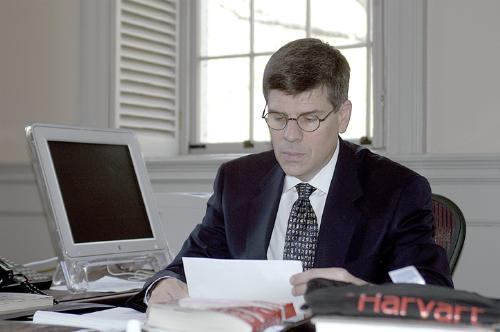 Dean of the Faculty WILLIAM C. KIRBY, colleagues say, consults with professors but does not work to build consensus. Kirby proved both a bold administrator and a thoughtful scholar during his rocky first year.