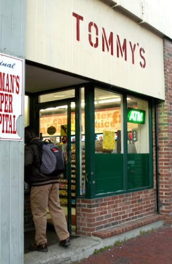 Tommy's Value, a Harvard Square convenience store that is a favorite among undergradutes, will now stay open all night on weekends.