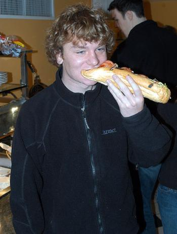 A blind taste test reveals the sub to be...almost like the real thing.