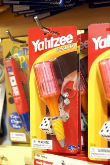 Yahtzee shows you care