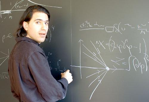 Professor of Physics Nima Arkani-Hamed is only 32 years old and already making waves with his innovative approach to string theory.