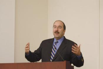Former ambassador to the United Nations from Israel Dore Gold criticizes the U.N. for failing to protect human rights and prevent genocide.