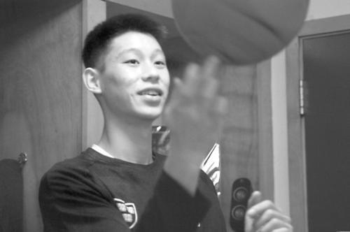 """Many Asian-American students, like varsity basketball player Jeremy S. Lin '10, are forced to spend much of their time and energy explaining to other Harvard students how they don't fit the """"Asian"""" mold."""
