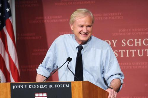 MSNBC Pundit Chris Matthews discussed the upcoming presidential 