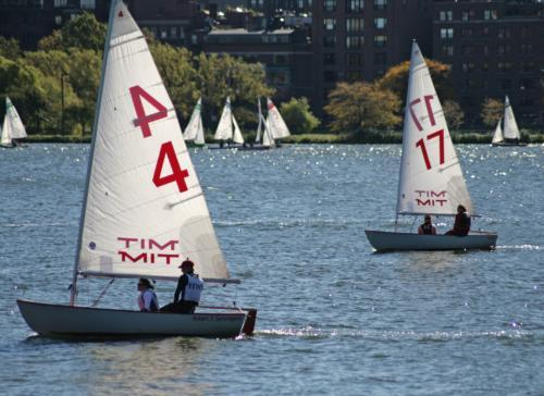 The Harvard sailing team got off to a nice start to its spring season, finishing second at the Sharpe Trophy Team Race. The Crimson took advantage of the warm weather to place well ahead of their Ivy League foes. The team returns to the water next weekend