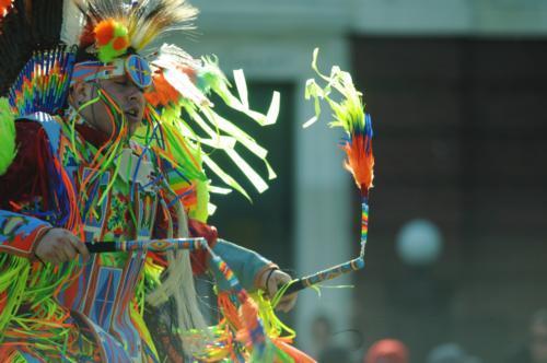 Harvard Powwow